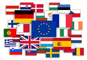 EU-Flaggen-300