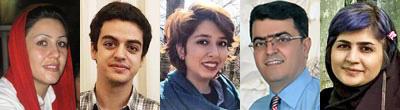 Gefangene Iran-400